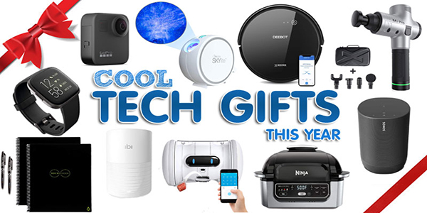 Electronic Christmas Gifts for boyfriend