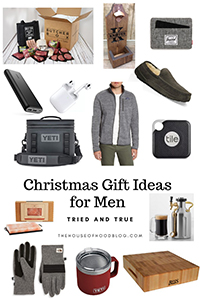 Gifts for men on christmas
