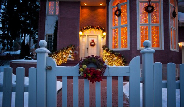 Unique Outdoor Christmas Decoration Ideas