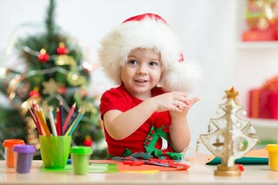 christmas craft toddler