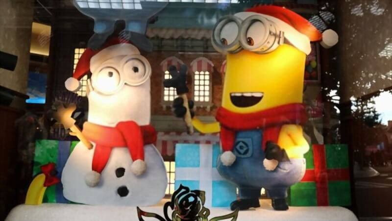 Animated Christmas Movie