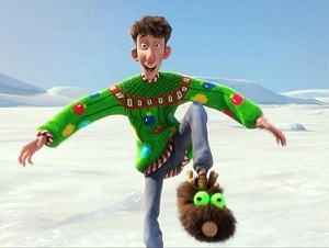 Arthur Christmas movie